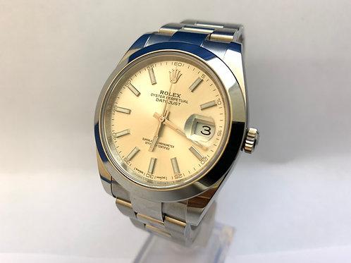 Rolex Date Just II Steel[126300]