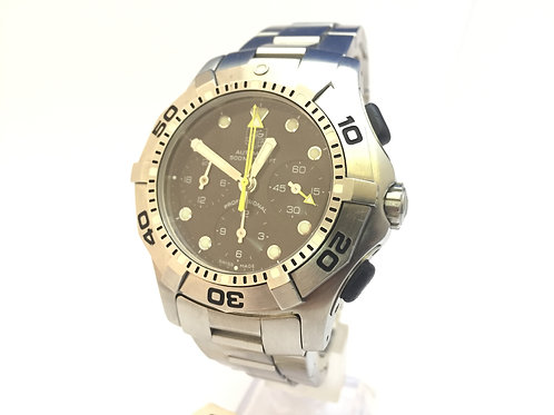 Tag Heuer Aquagraph Steel