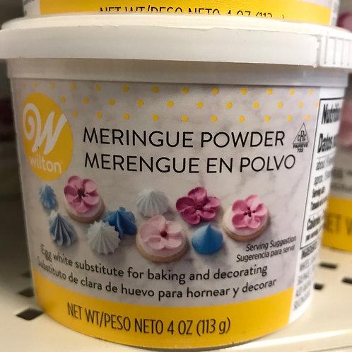 Meringue Powder 4oz.