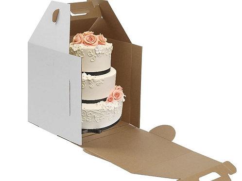 Tiered Cake Box