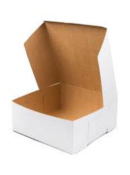 Standard Cardboard Cake Boxes