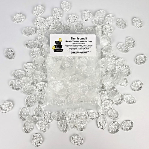 Isomalt Tiles 6oz bag-by Simi Cakes
