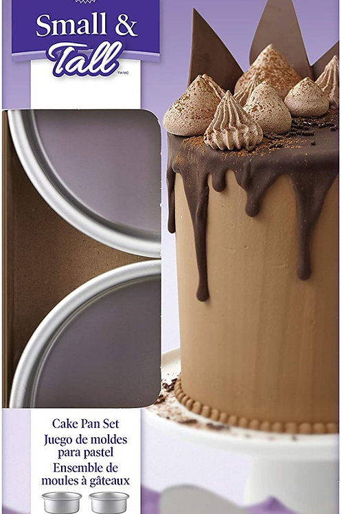 Cake Pan Set 6in round