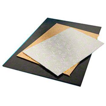 Sheet wrap around cake boards 3pack