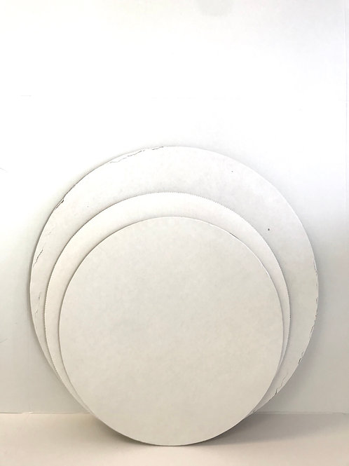 Round Cake Boards 3pack
