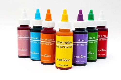 Chefmaster 2.3oz Gel Color