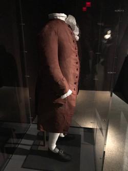 Bejamin Franklin at Versailles
