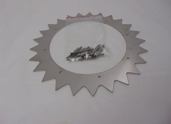 Hjul tænder L250 og L350