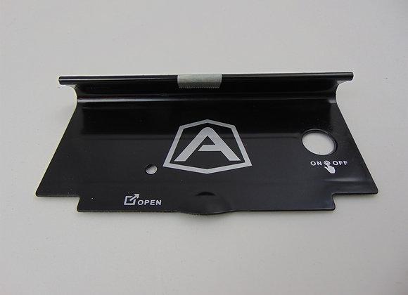 Beskyttelse til tastatur på L250.