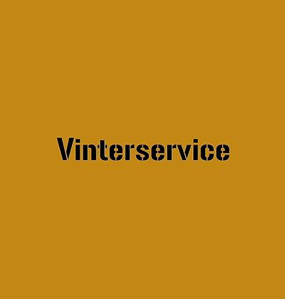 Vinterservice hele 4.0 serien