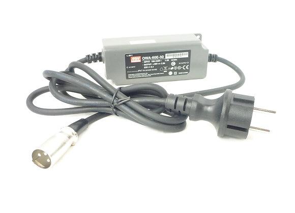 2 Amp batterilader til mange modeller