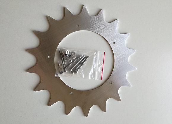 Hjul tænder L35