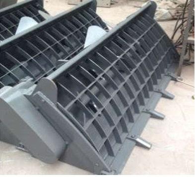 WL160 Mixer skovl
