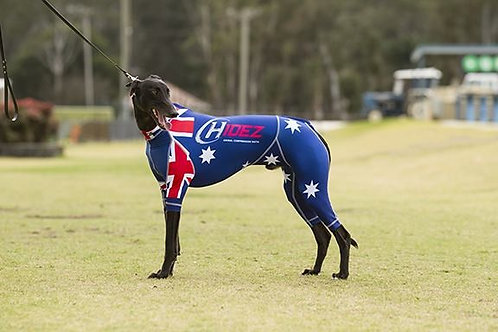 Hidez Compression Suit - Australian Flag
