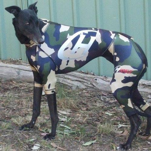 Hidez Compression Suit - Camouflage