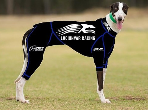 Hidez Greyhound Printed Compression Suit - Customised