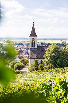 Laufener Altenberg Kirche