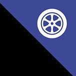 Icône de l'étiquette du produit Tyre Shine