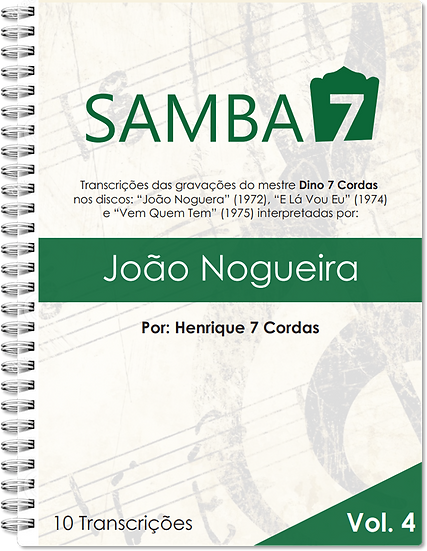 Samba 7 Vol.4 (Songbook)