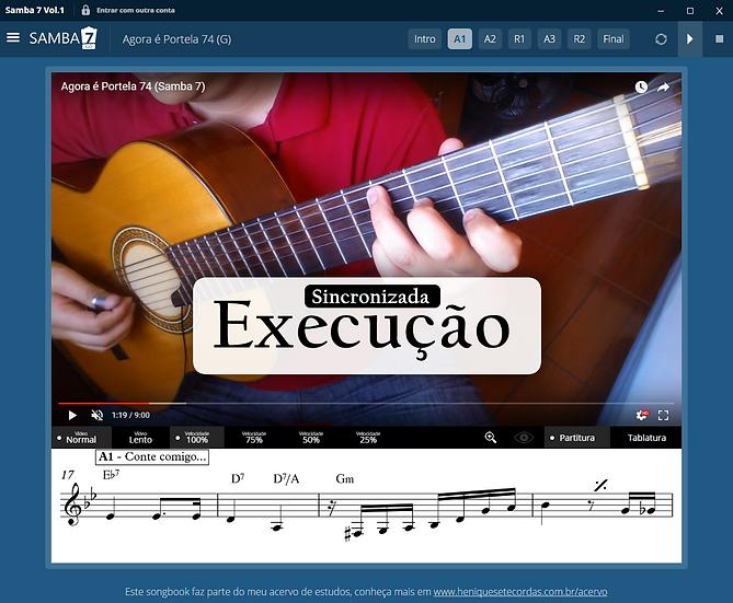 Agora é Portela 74 - Beth Carvalho (Vídeo)