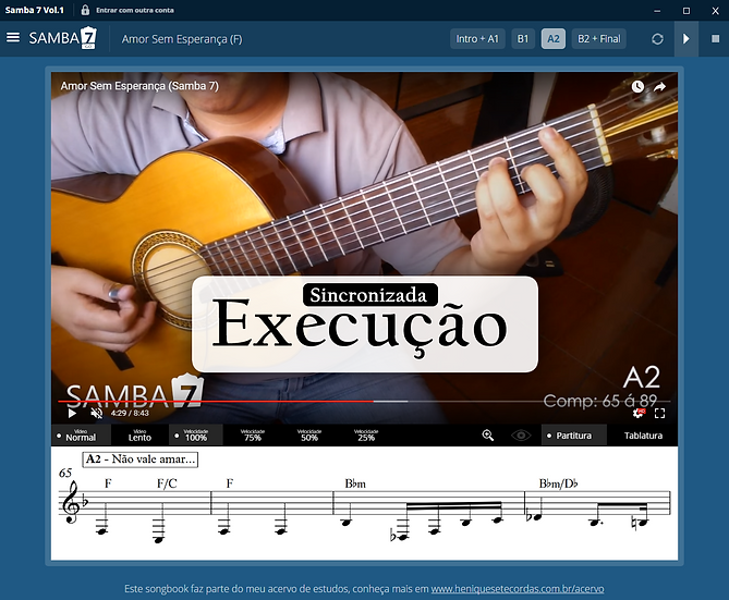 Amor Sem Esperança - Beth Carvalho (Vídeo)