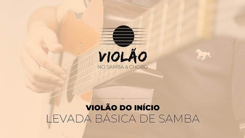 Levada Básica de Samba