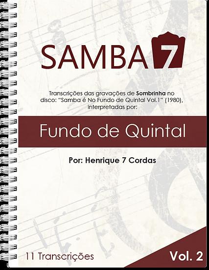 Samba 7 Vol.2 (Songbook)