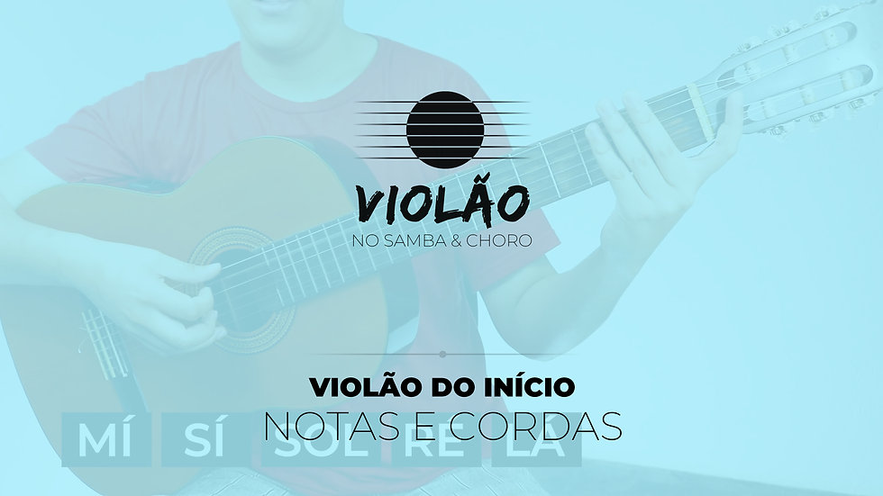 Sobre as Notas e Cordas