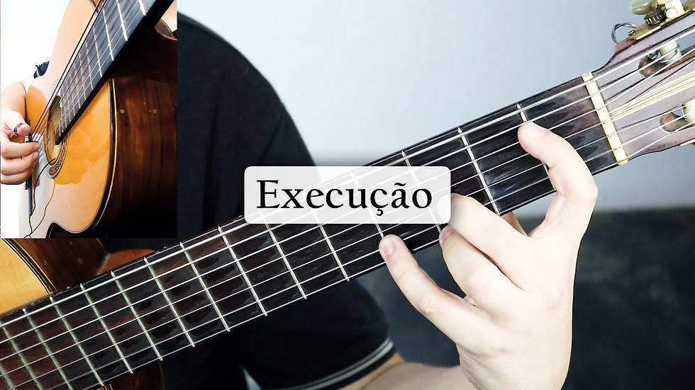 Chorando Pelos Dedos - João Nogueira (Vídeo)