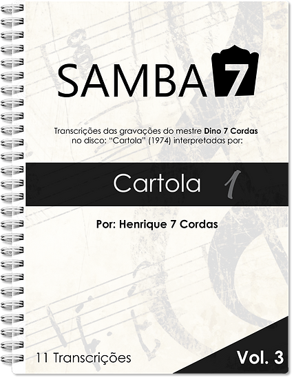 Samba 7 Vol.3 (Songbook)