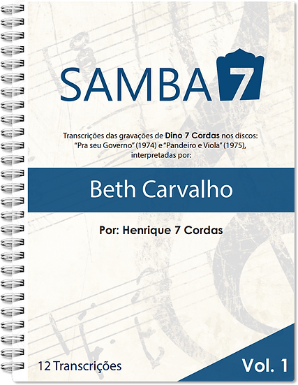 Samba 7 Vol.1 (Songbook)
