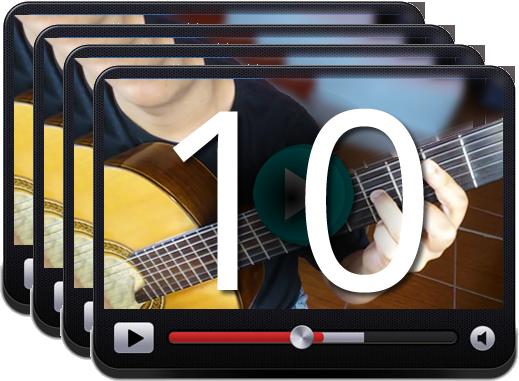 10 Vídeos