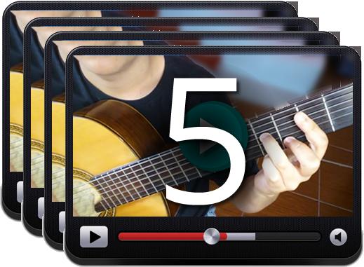 5 Vídeos