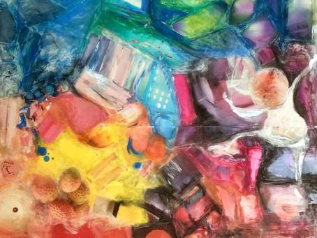Colloque : L'art-thérapie et le processus créateur
