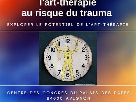 Congrès d'art-thérapie : L'art-thérapie au risque du trauma