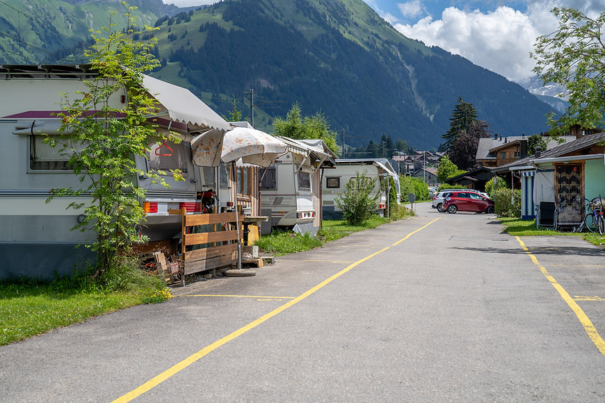 Bellervie-Camping_Wohnwagen Stellplätze