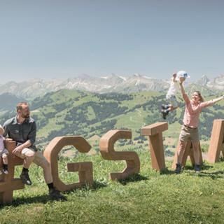 Wandern in Gstaad