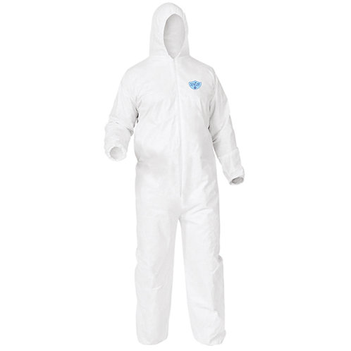 Protective Coverall (60 pieces)