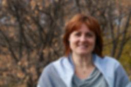 Joanna, a Children's Program Coordinator