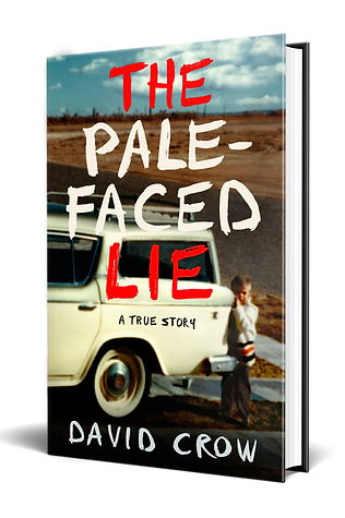 The Pale-Faced Lie hardcover