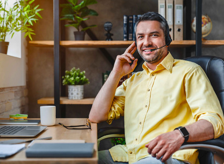 Remote Working  – VoIP