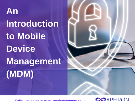 An introduction to Mobile Device Management