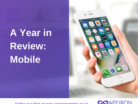 A year in review: Mobile
