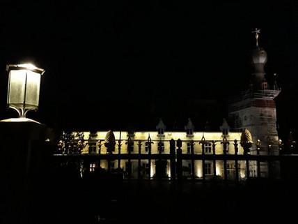 Château de Chimay - Vue nocturne