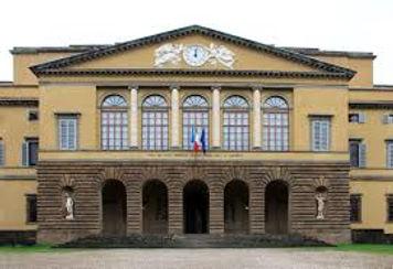 La Villa del Poggio Imperiale à Florence, où se déroulaient les masterclasses du Maestro Gino Bechi