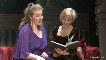 Dorothée Thivet et Olga Pitarch, sopranos