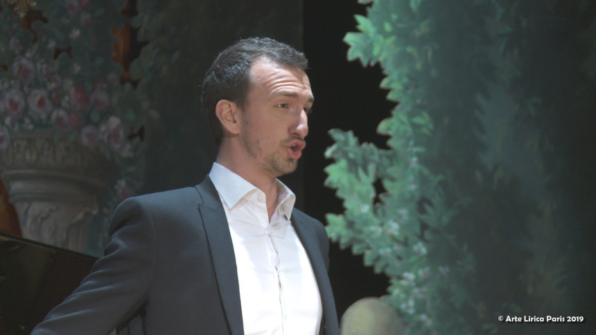 François Héraud, baryton