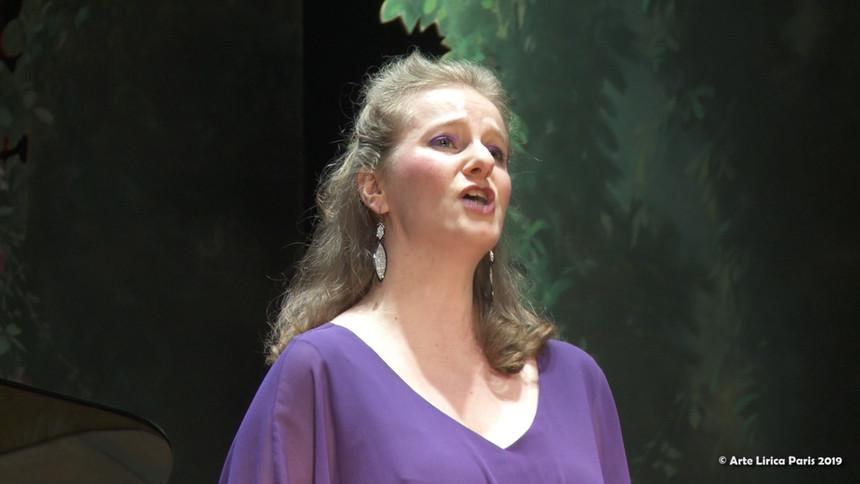 Dorothée Thivet, soprano