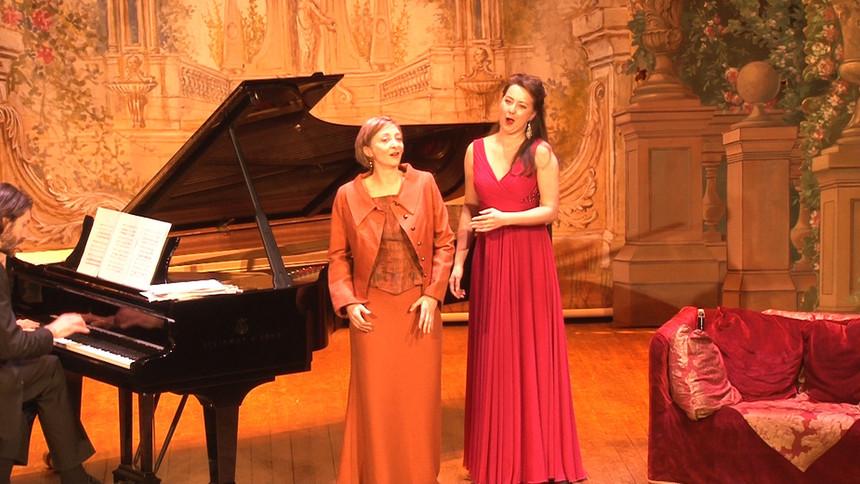Olga Pitarch, soprano, et Ania Wozniak, mezzo-soprano