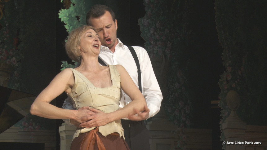 Olga Pitarch, soprano, François Héraud, baryton